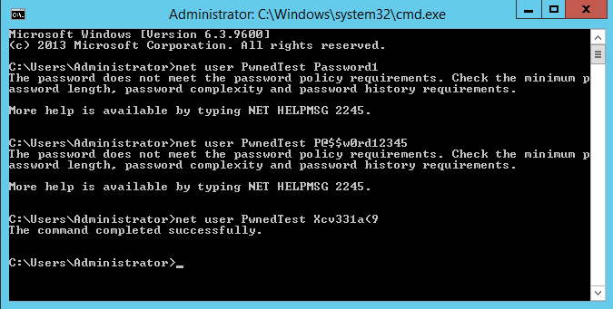Checking for Breached Passwords in Active Directory – JacksonVD